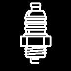świeca zapłonowa ikona